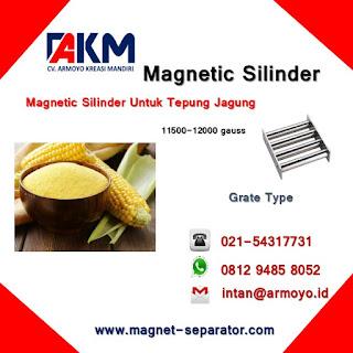 Magnetic Silinder 11500-12000 gauss