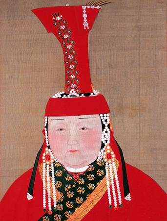 istri kubilai khan