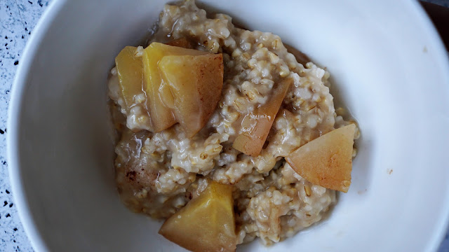 Instant Pot Oatmeal, healthy