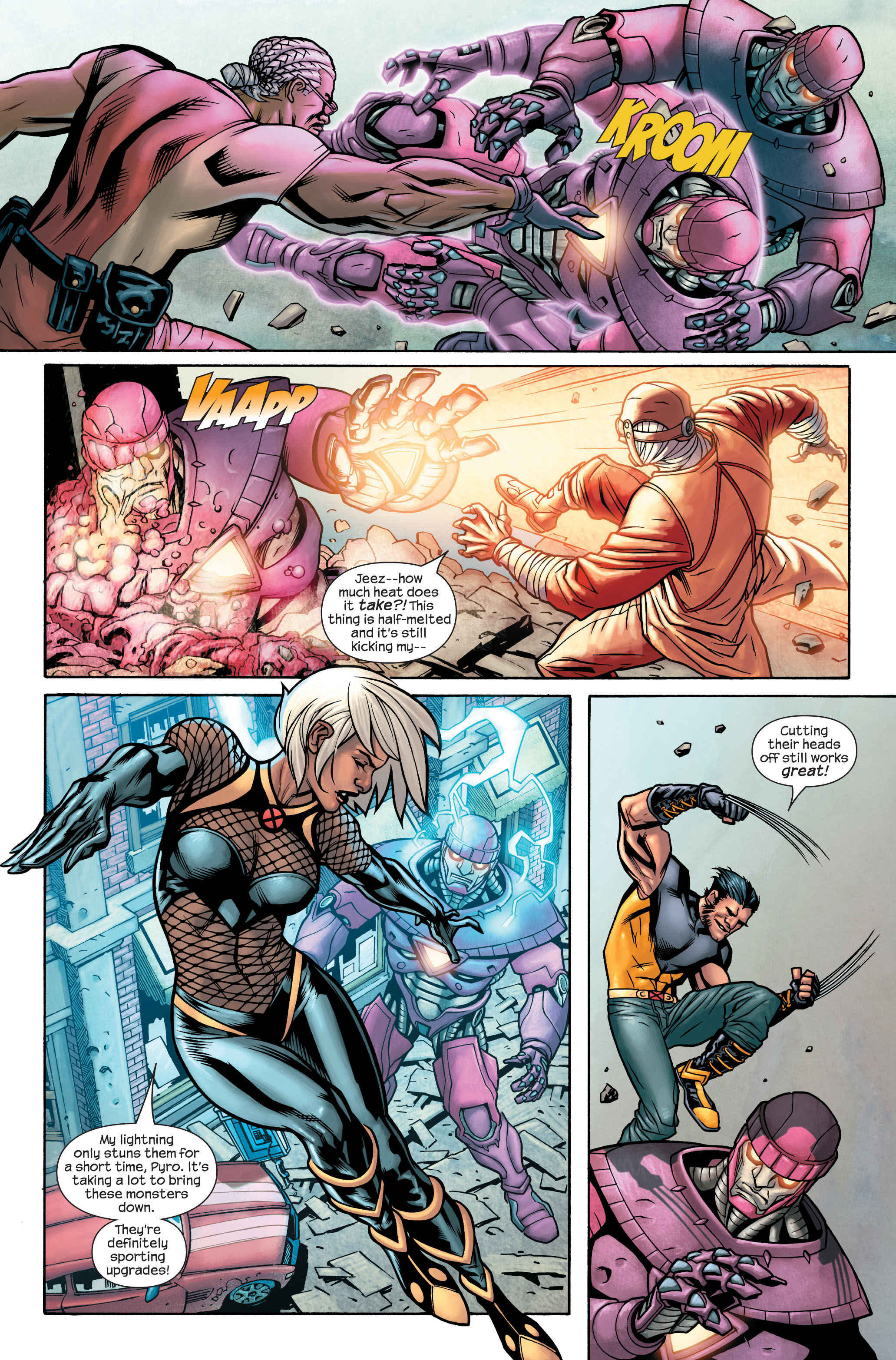 Read online Ultimate X-Men comic -  Issue #85 - 7