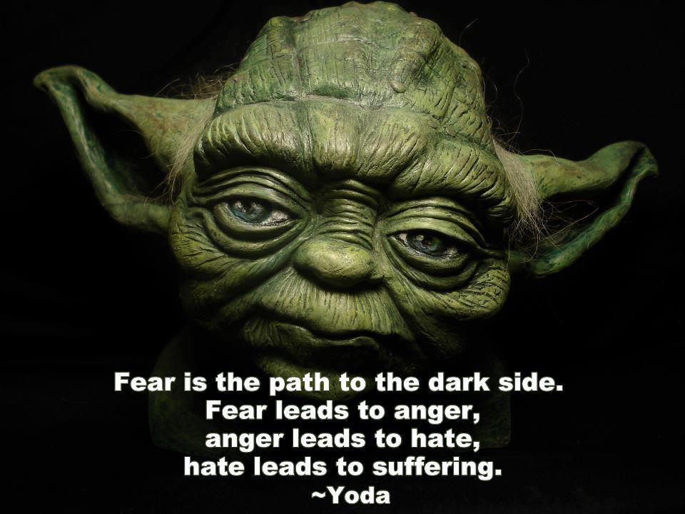 Yoda Quotes: Quotes By Yoda. QuotesGram