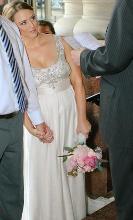 Used Anna Campbell Wedding Dress For Sale