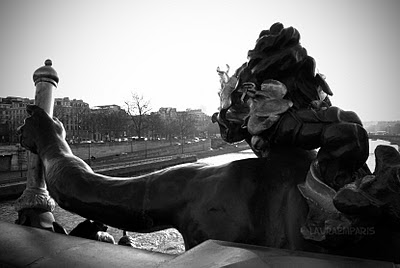 Pont Alexandre III, Paris © Laura Próspero