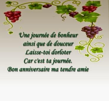 Joyeux Anniversaire Avec Tout Le Bonheur Du Monde