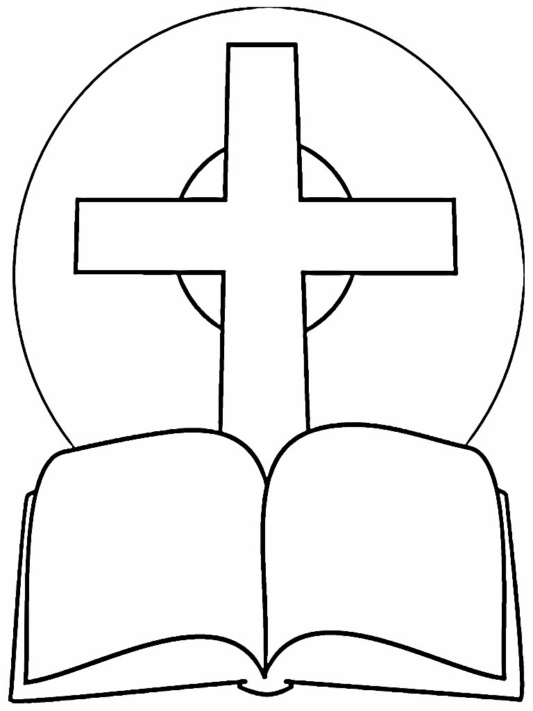 bible coloring pictures - 550×684