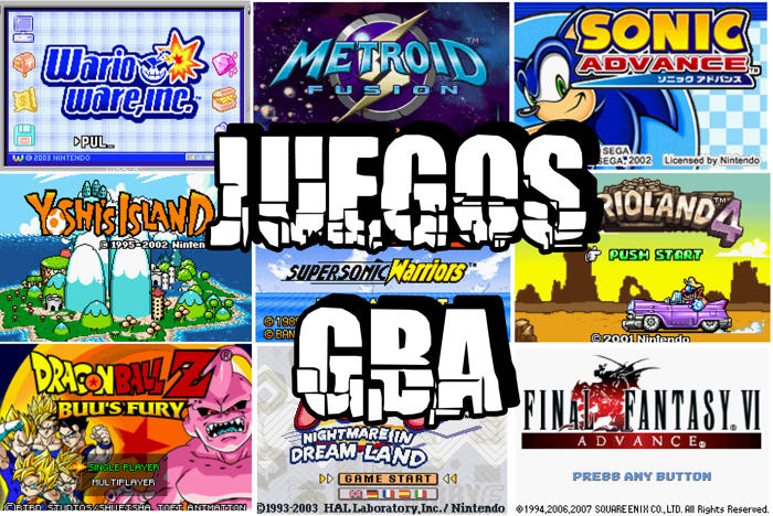 Best Juegos Game Boy Advance Sp Para Descargar Image Collection