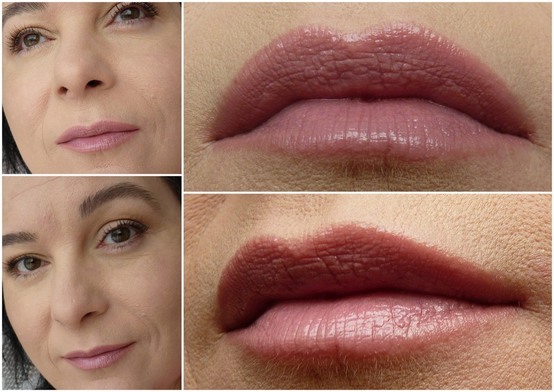 armani sheer lipstick swatches