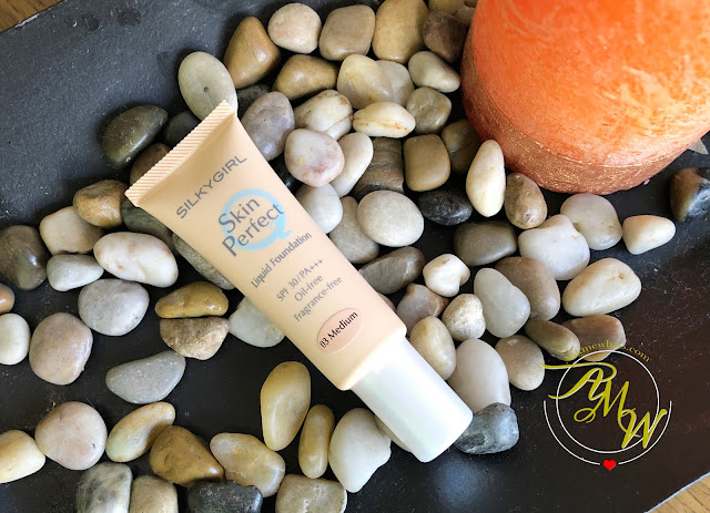 a photo of Silkygirl Skin Perfect Liquid Foundation review by Nikki Tiu of www.askmewhats.com
