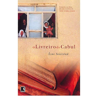LEITURA: O livreiro de Cabul
