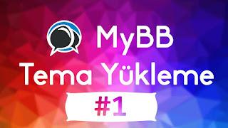 MyBB Tema Yükleme