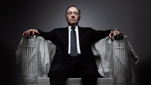 Frank Underwood, Mi Villano Favorito