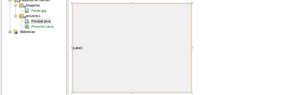 Cómo poner imagen de fondo a JFrame en Java