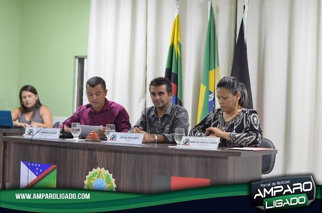 Confira o resumo da Sessão na Câmara de Vereadores de Amparo nesta quinta-feira (16)