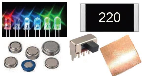 material elektronik