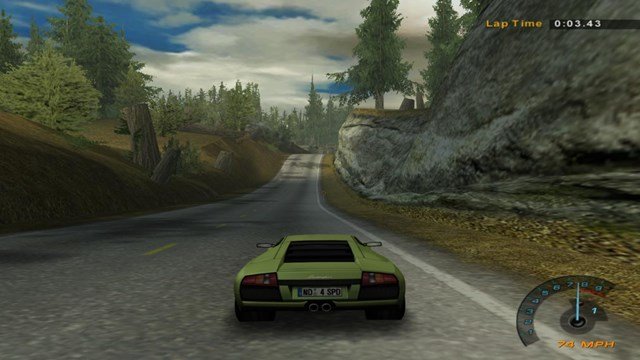 Download Need for Speed Hot Pursuit 2 PC Games Gameplay