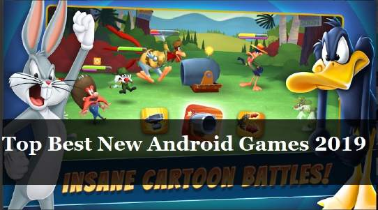 Top Best New Android Games 2019