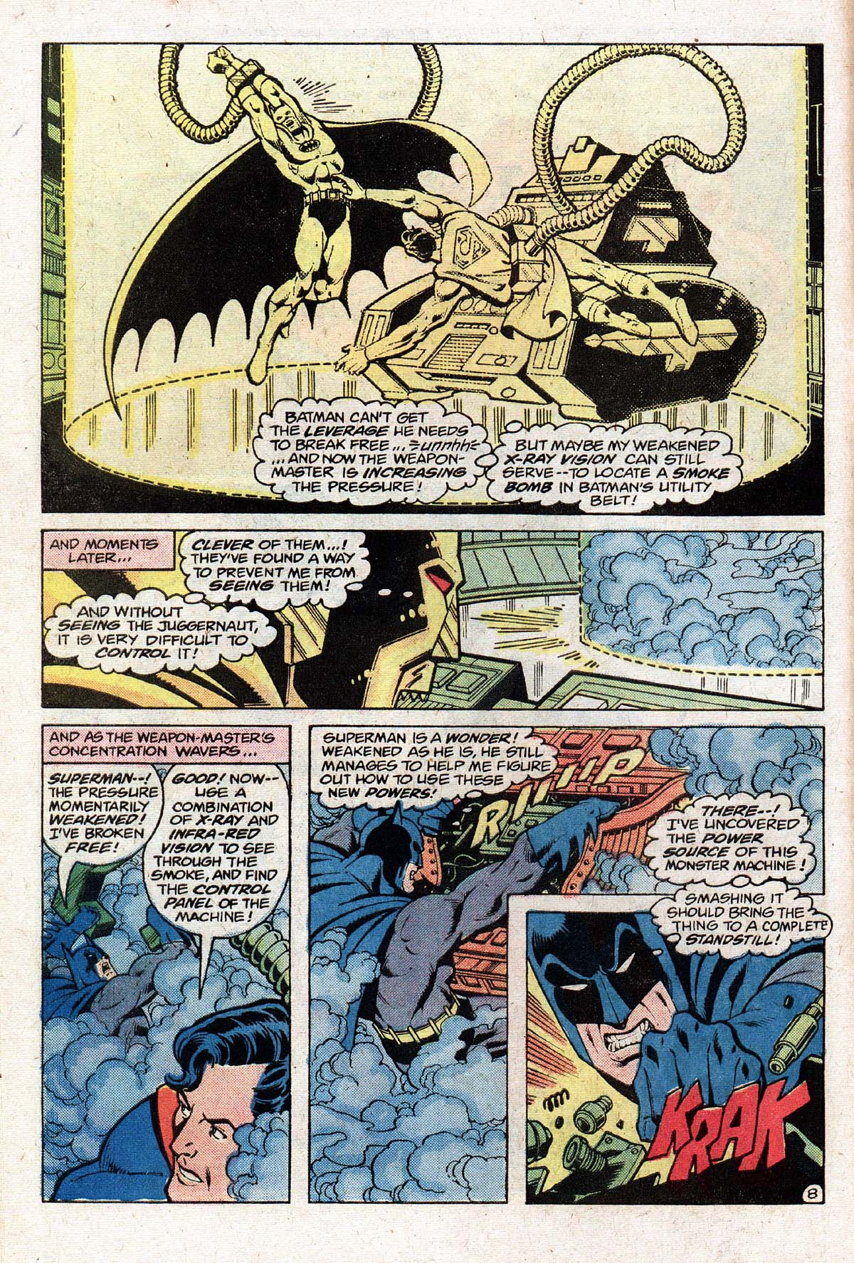 Read online World's Finest Comics comic -  Issue #274 - 10