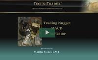 MACD indicator webinar - TechniTrader