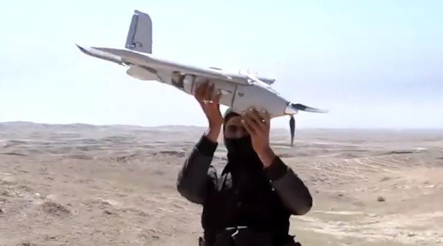 How ISIS is using drones and GoPros to bomb enemy positions