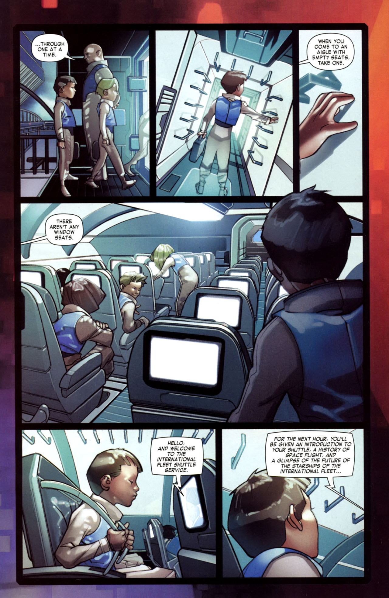 Read online Ender's Game: Battle School comic -  Issue #2 - 5