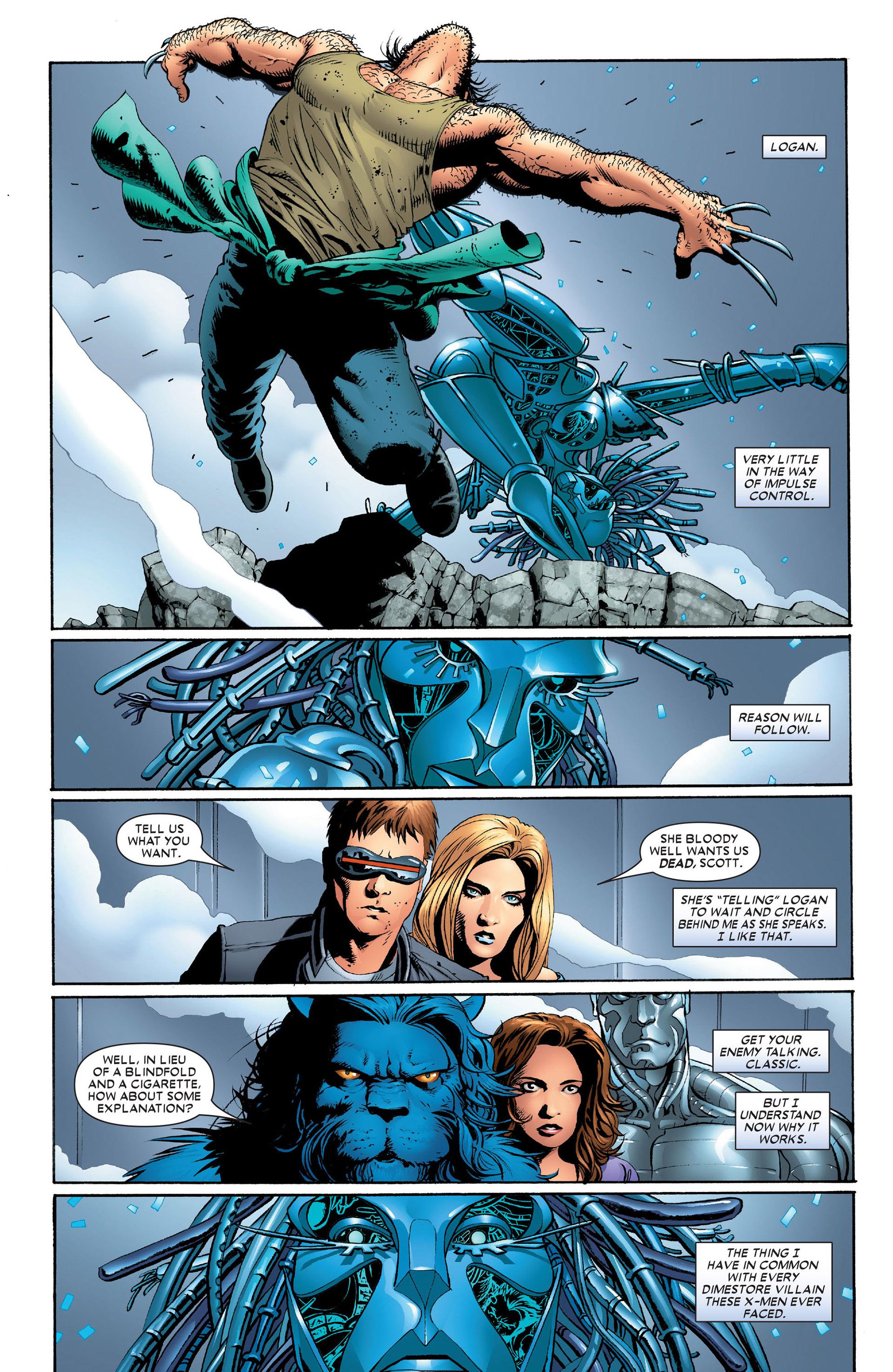 Read online Astonishing X-Men (2004) comic -  Issue #10 - 6