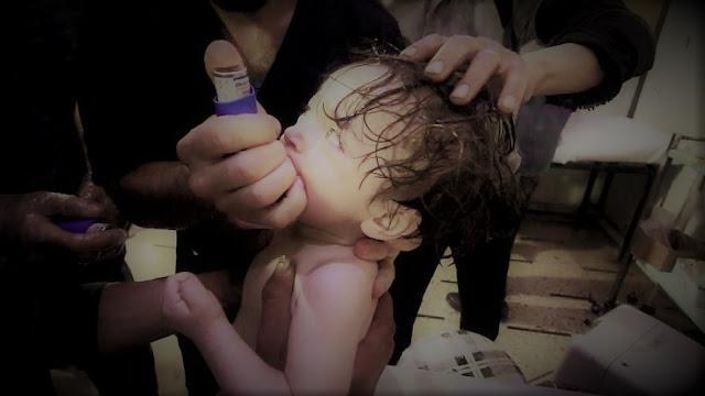 Korban dari Kebiadaban Rezim Assad di Suriah