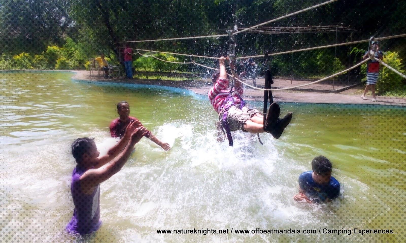 off beat mandala barvi river camp