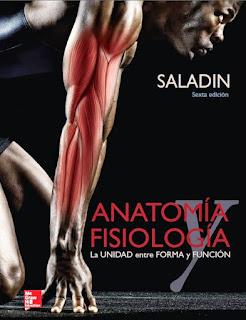 Anatomia y Fisiologia - Saladin - 6a Edicion