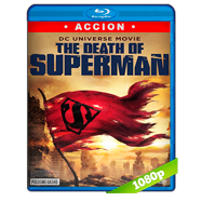 La muerte de Superman (2018) Full HD 1080p Audio Dual Latino-Ingles