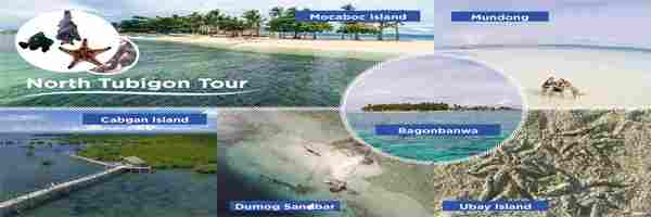 Sea Drake Tours Island Experience in Northern Tubigon Bohol Philippines 2018