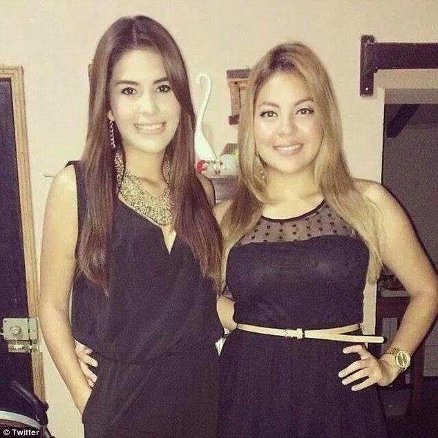 ubijena miss Honduras i njena sestra
