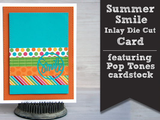 Summer Smile Card!