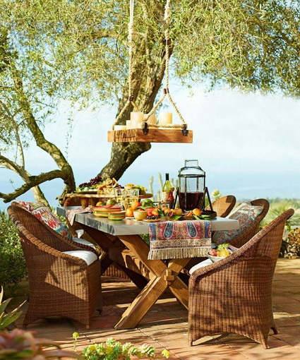 Outdoor dining rooms 5