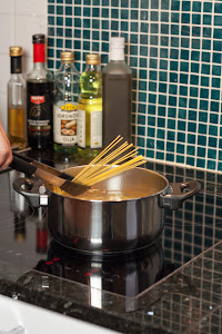 Spustite tjesteninu u vodu