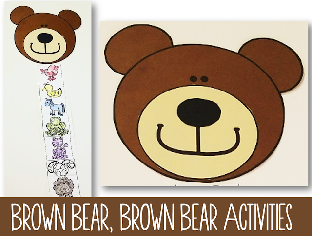 graphic relating to Brown Bear Brown Bear What Do You See Printable Book named Brown Go through Brown Undertake Actions - A is for Adventures of