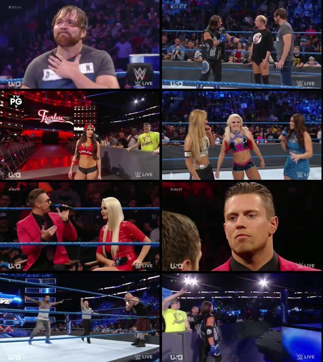 WWE Smackdown Live 01 Nov 2016 HDTV 480p