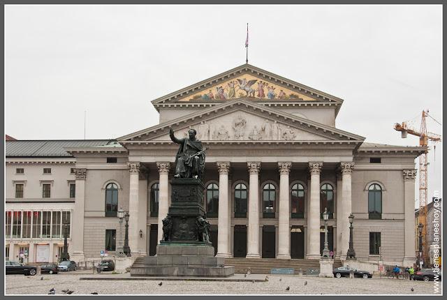 Teatro Nacional Munich (Alemania)