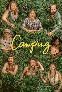 Camping Poster