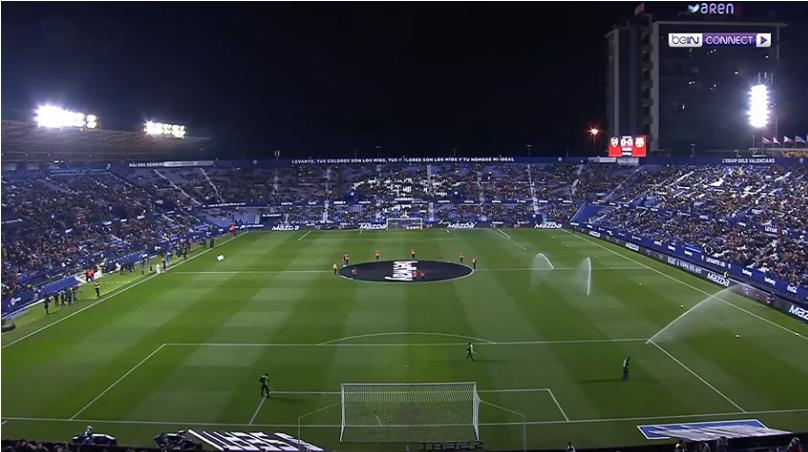 بالفيديو : برشلونة يسقط أمام ليفانتي في كأس ملك اسبانيا