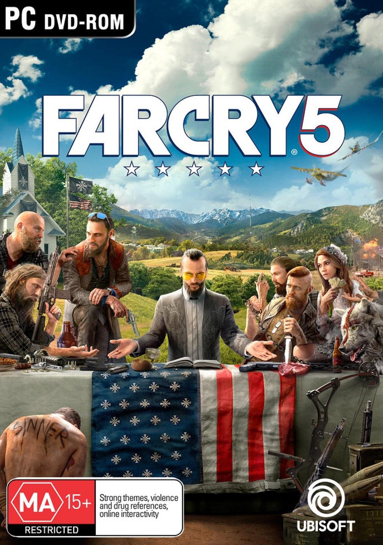 Descargar Far Cry 5 PC Full ESPAÑOL