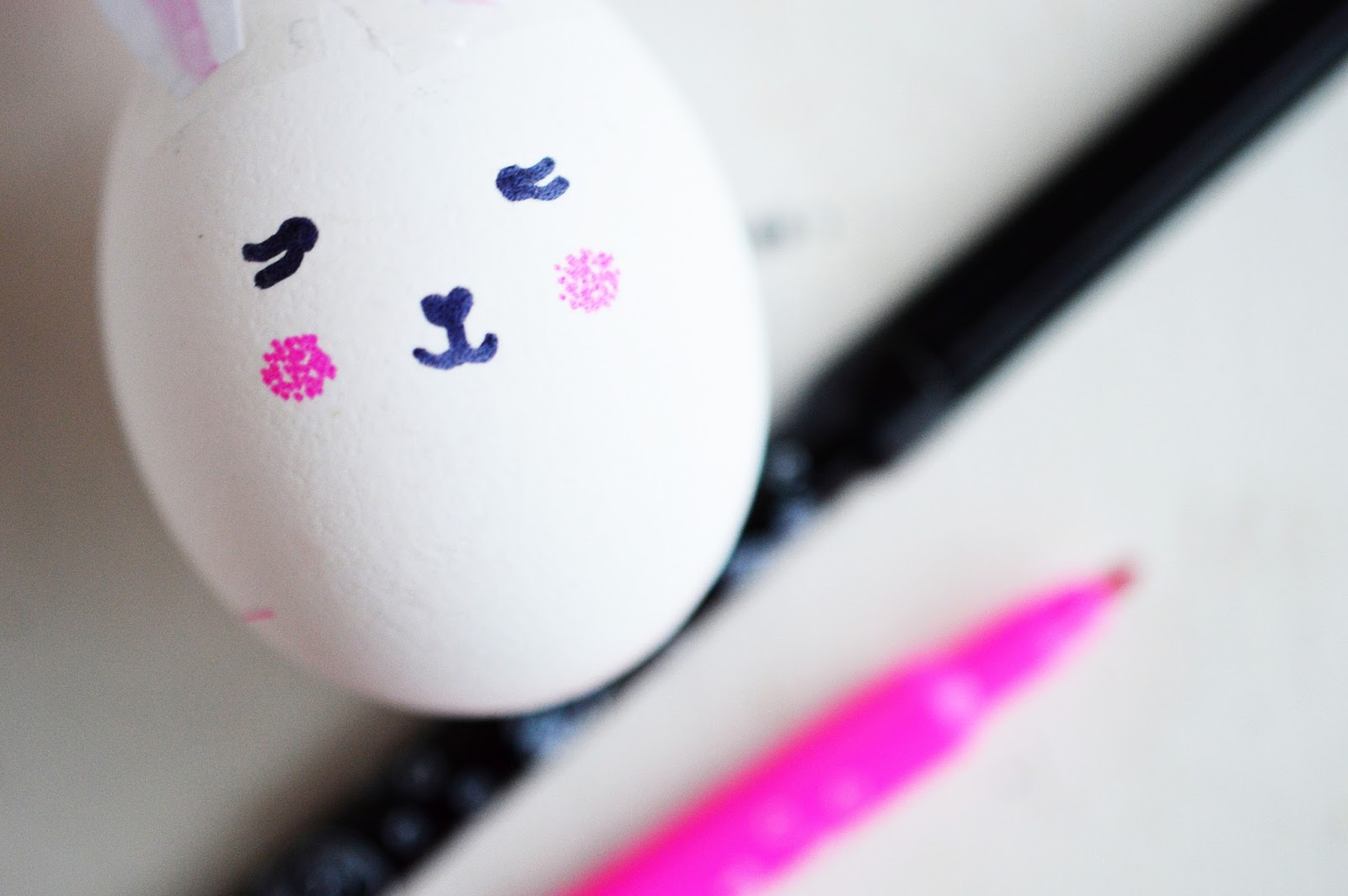 DIY Crowned Bunny Easter Eggs | Motte's Blog