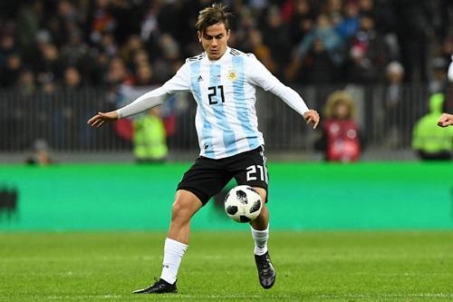 Dybala cảm thấy mình hoàn toàn thuộc về Argentina nên đã lựa chọn đội bóng này