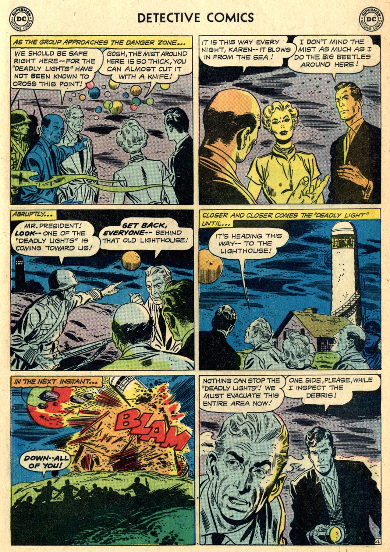 Read online Detective Comics (1937) comic -  Issue #265 - 21