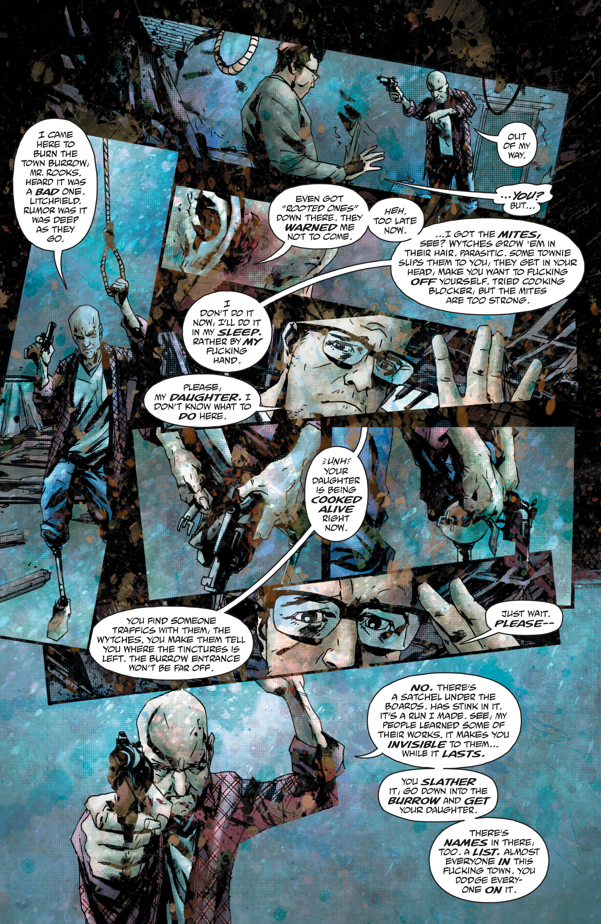 Read online Wytches comic -  Issue #4 - 17