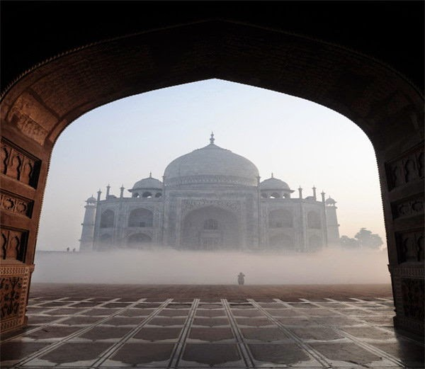 3-आगरा, इंडिया (Agra, India)