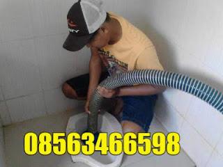 Sedot WC Pucang Sewu Surabaya
