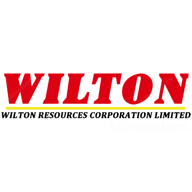 WILTON RESOURCES CORP LIMITED (5F7.SI) @ SG investors.io