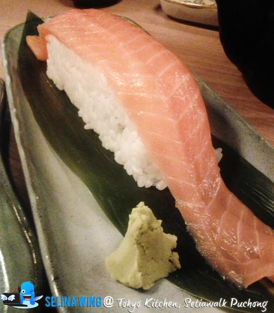 Tokyo Kitchen Malaysia Menu