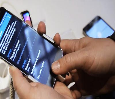 daftar hp fast charging dan fingerprint harga 1 jutaan