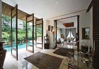 Contoh Desain Jendela Rumah Minimalis